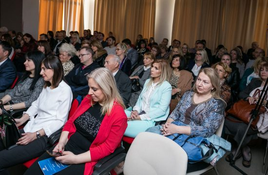 The first spring ophthalmologic symposium was held